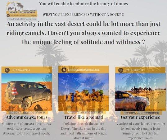 Atmospher Desert