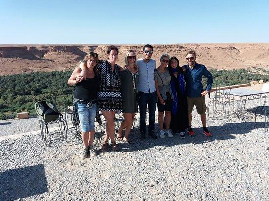 First Marrakech Tours: 4 days desert tour