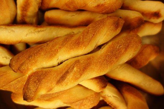 Il Boccone: Frisch gebacken