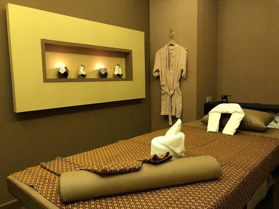 Private Oil Massage Room