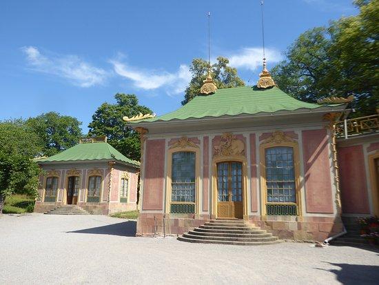 Istana Drottningholm: the Chinese Pavilion