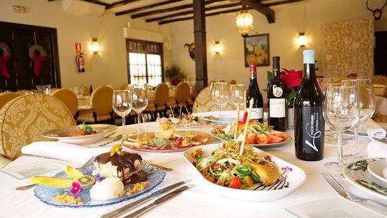 Los Yebenes, إسبانيا: Restaurante El Artillero 