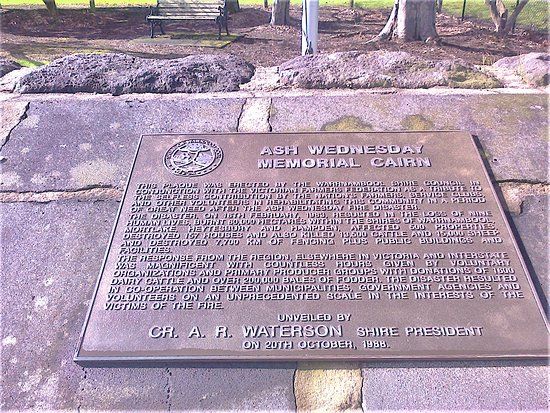 Ash Wednesday Memorial