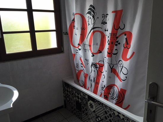 Salle de bain/douche appartement 4-6pers