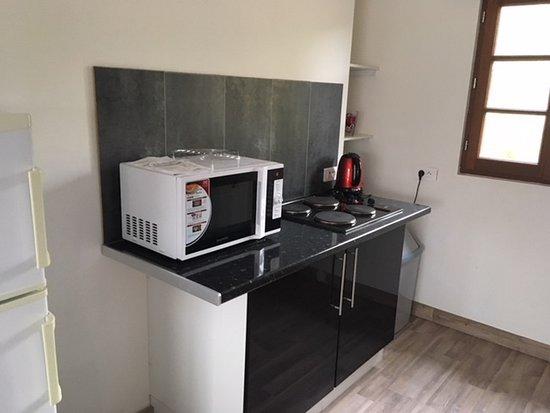 Cuisine appartement 4-6pers