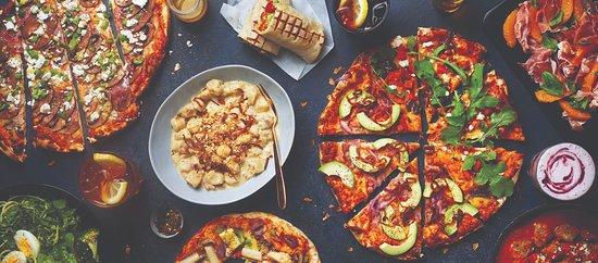 Claremont, Νότια Αφρική: Pizza