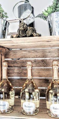 La Brasserie du Village: Champagne