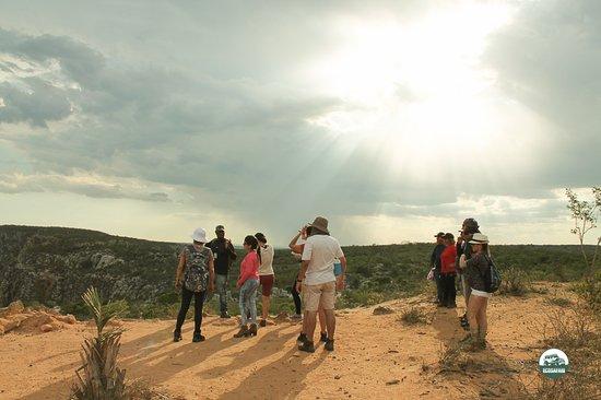 Parque Nacional do Catimbau: Uma energia muito boa