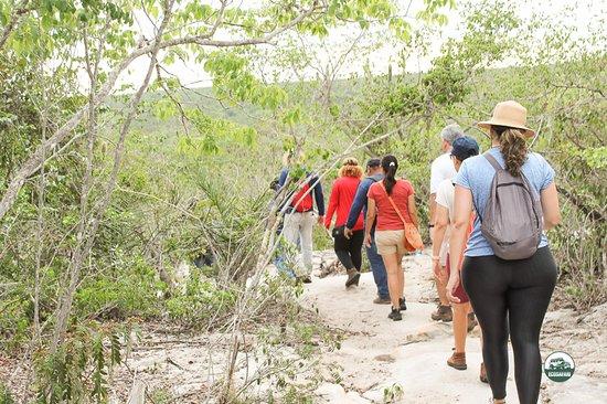 Parque Nacional do Catimbau: Trilhas leves, mas lindíssimas