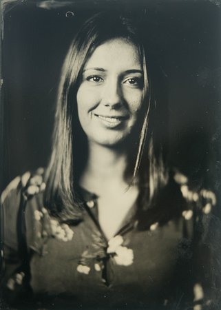 Wet Plate Photography -Tintype