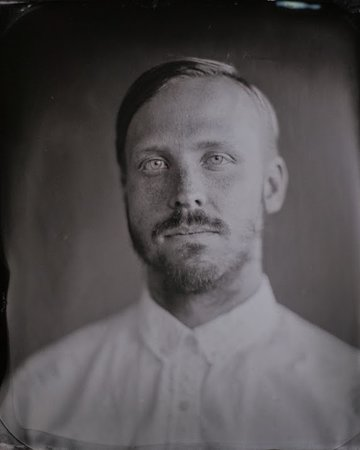 Five Historic Photography Studio: Wet Plate Photography -Tintype