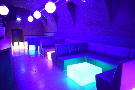 BRONX basement clubbing