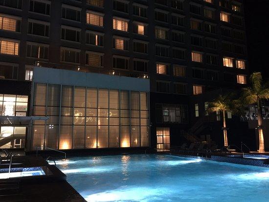 Window View - Guyana Marriott Hotel Georgetown Photo