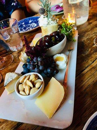 Freedom, Мэн: Cheese plate