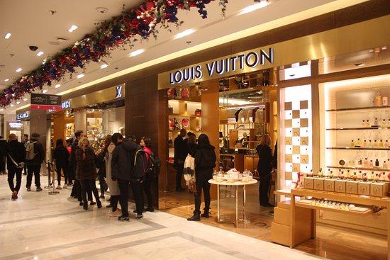 boutique de luxe