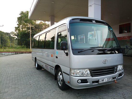 Sri Lanka Tour Taxi