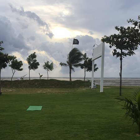 So hard to leave this kitesurf paradise!