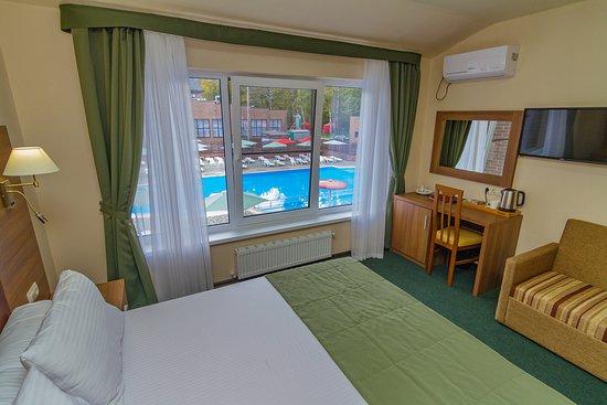 Корпус 2 – na slici je Hotel Dobrynya, Guamka