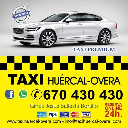 Taxi Huercal-Overa