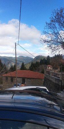 Άνω Χώρα, Ελλάδα: Το χωριό