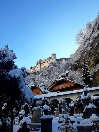 Зальцбург... Зима... Вторая Неделя Адвента...
