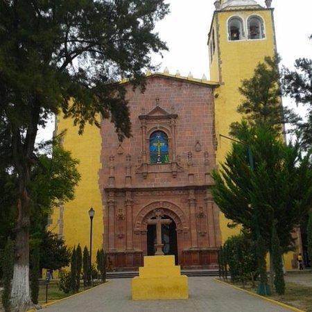 Templo Y Ex Convento de San Miguel Arcangel