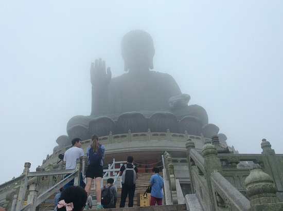 Po Lin (Precious Lotus) Monastery Photo