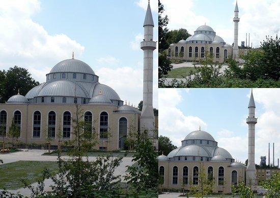 DITIB-Merkez Moschee