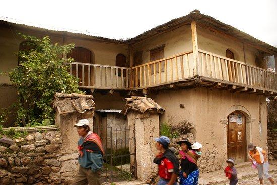Cotahuasi, Perú: casas rurales