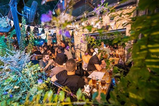 Beer Garden Rishon Lezion