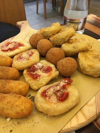 Dai Cugini Starace: fritti
