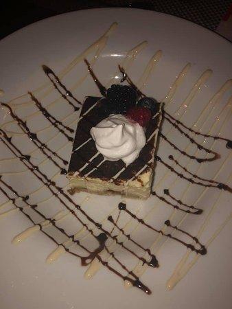 The Tiramisu is amazing!!!