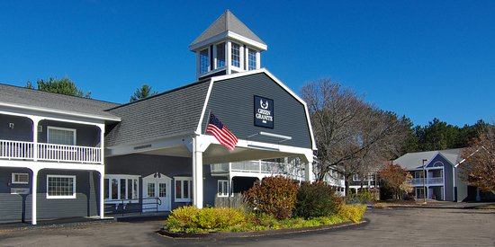 Entrance - Picture of Green Granite Inn & Conference Center, North Conway - Tripadvisor