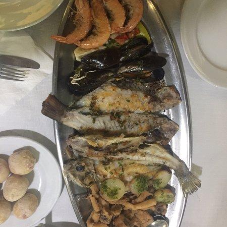 Restaurante Los Abrigos: Pesce fresco ottimo , personale molto cordiale, da ritornare assolutamente.