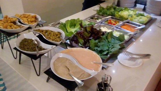 Restaurante Condimento: SALAD BAR