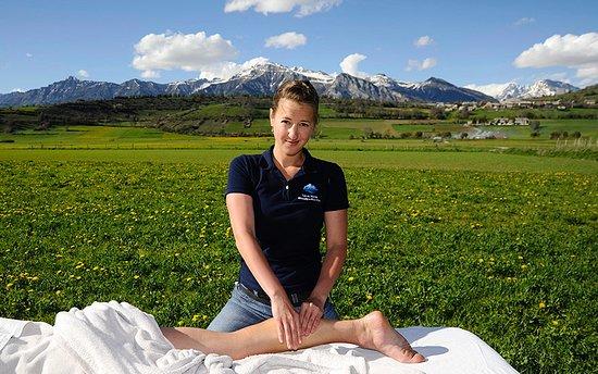 Les Vigneaux, ฝรั่งเศส: Massage (mollet)