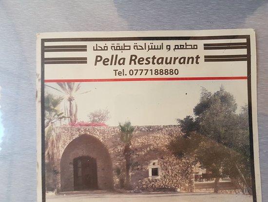 Pella Rest House: Pella Restaurant