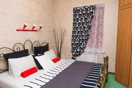Nice Mini-Hotel: Наш улучшенный одноместный/двухместный номер :)