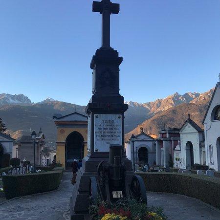 Cimitero di Bienno -Complesso