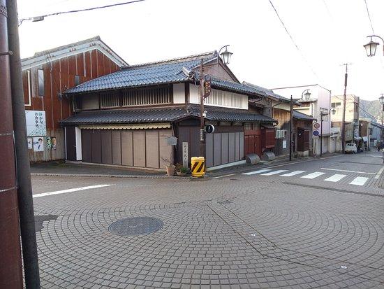 Fuda no Tsuji Ato