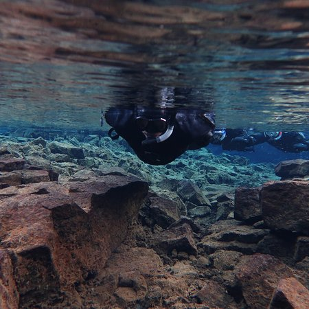 Snorkeling Silfra and Golden Circle Combo