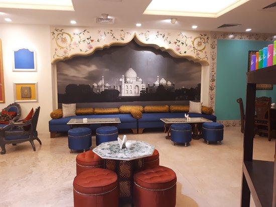 Agra, India: Kalakriti Theater