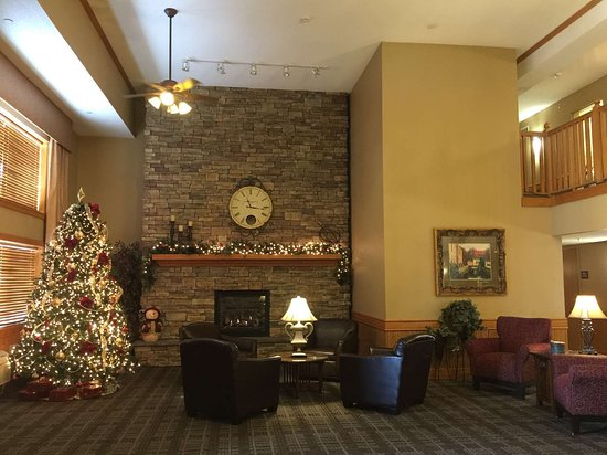 Jackson, MN: Lobby