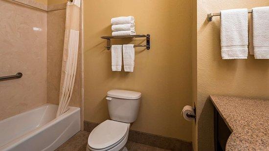 Littlefield, Τέξας: Guest Bathroom