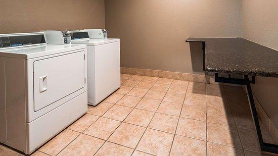 Littlefield, Τέξας: Guest Laundry