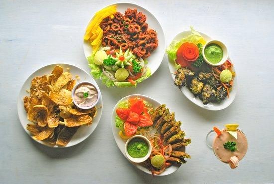 Souza Lobo: Seafood preparations