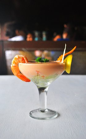 Souza Lobo: Prawn Cocktail