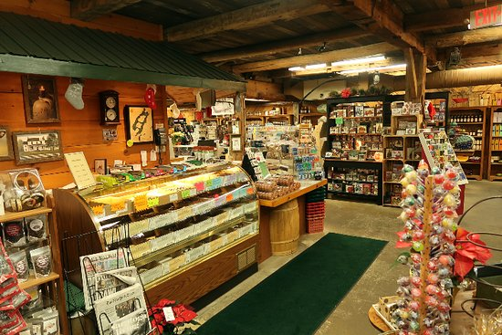 Silo Restaurant & Gift Shop: Gift Shop