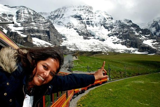 Jungfraujoch: Top of Europe Day Trip from Zurich (364371505)