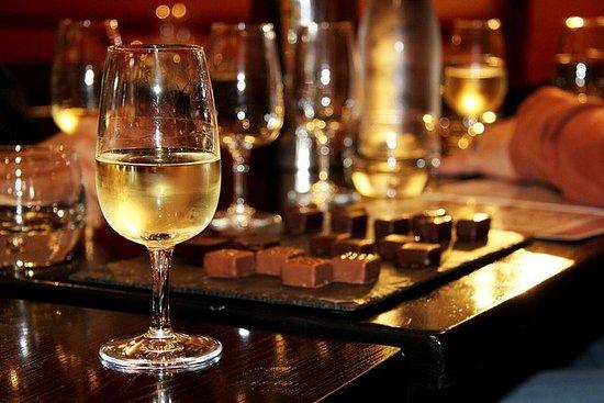 Privat vin og sjokolade smaker i Paris